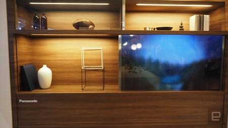 Tv Invisble Panasonic 1