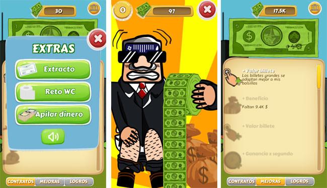 Juego Corrupt Mayor Clicker gratis para Android