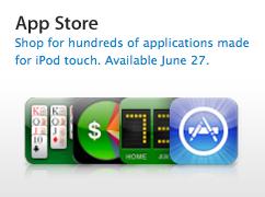 Posible fecha de salida de la AppStore: 27 de Junio