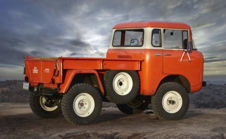 Jeep FC 150 Concept trasera