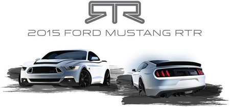 2015 Ford Mustang RTR, próximamente...