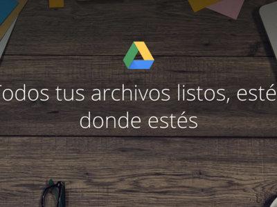 Google Drive, ahora con edición instantánea y más