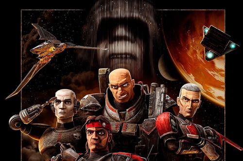 'Star Wars: La Remesa Mala': un gran espectáculo que engancha con las peculiares aventuras de la Fuerza Clon 99