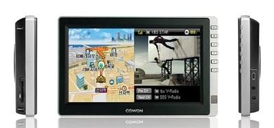 Cowon L2, GPS + DMB + PMP