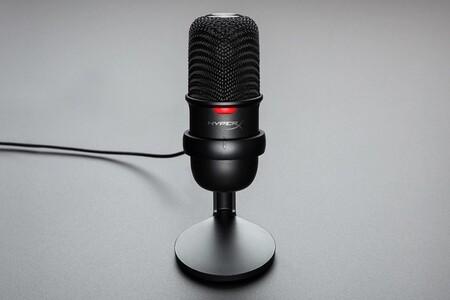 HyperX SoloCast, el micrófono de bajo costo para nuevos streamers y el home office ya está disponible en México
