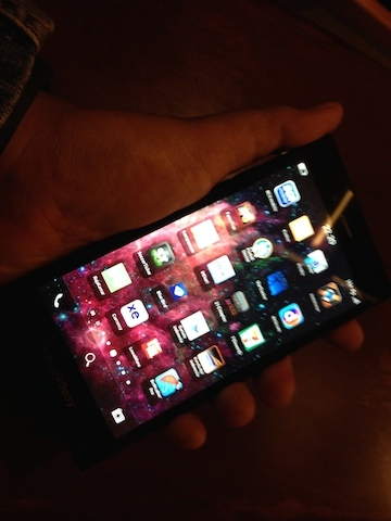 Foto de BlackBerry Z3 (5/6)