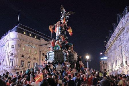 Los números de la Eurocopa: los más beneficiados, los pequeños comercios