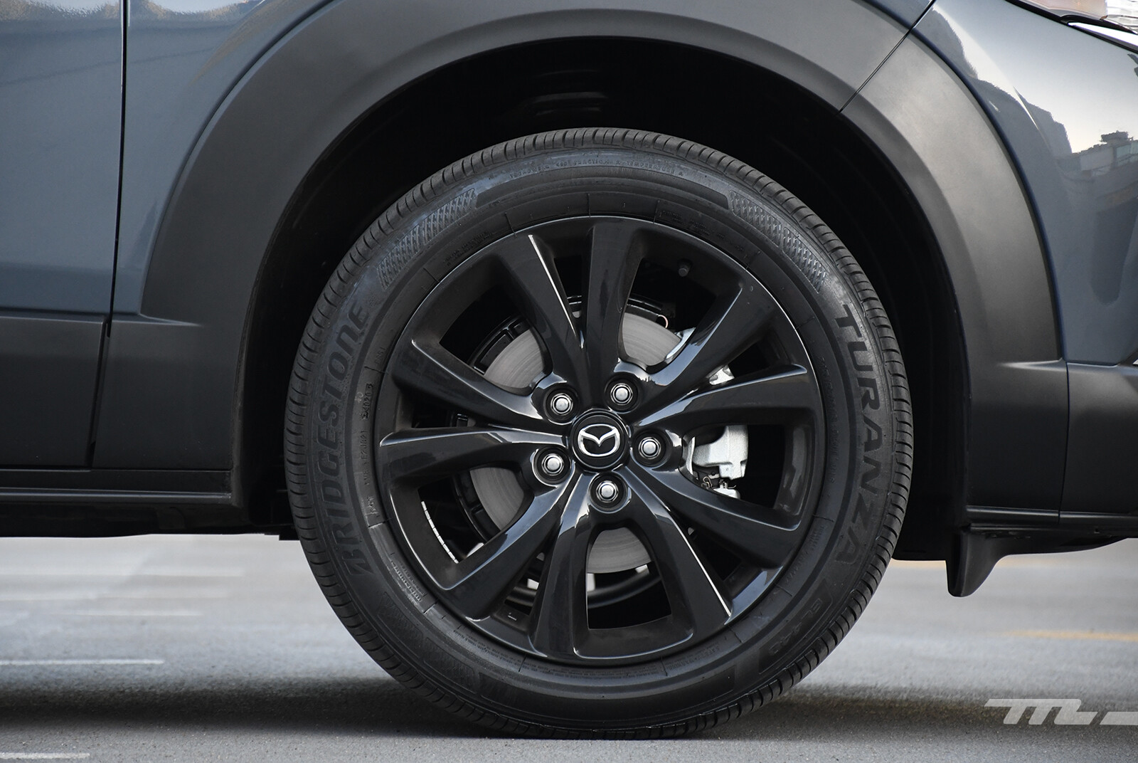 Foto de Mazda CX-30 turbo (prueba) (13/26)