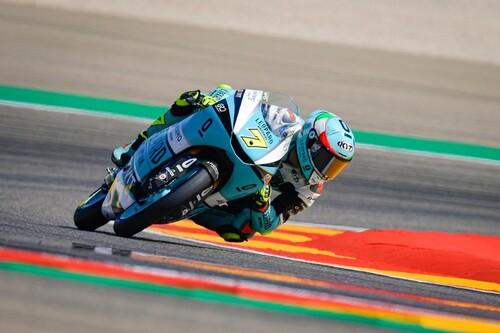 Locura en MotorLand: Pedro Acosta la lía pero Sergio García también se cae y Dennis Foggia gana Moto3