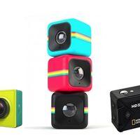4 cámaras de acción de marcas conocidas por menos de 60 euros