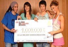 El Vídeo del millón de euros cancelado y sin premio