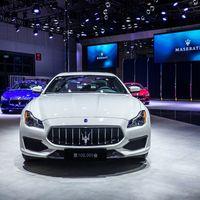 Maserati entrega su vehículo número 100.000, un Quattroporte GranSport MY17