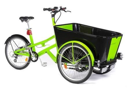Arcade T-Box, un triciclo eléctrico apto para necesidades profesionales o personales
