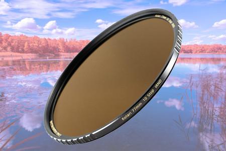 Kolari PRO IRND Filter: un filtro de densidad neutra que cubre de la misma manera el espectro de luz infrarroja y espectro visible