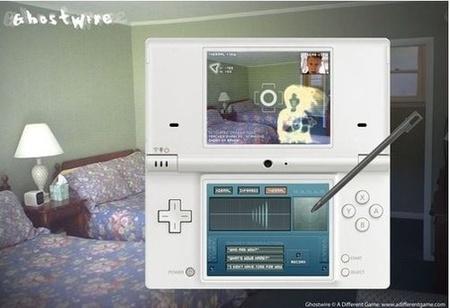 'Ghostwire: Link to paranormal', la realidad aumentada y los fantasmas llegan a DSi