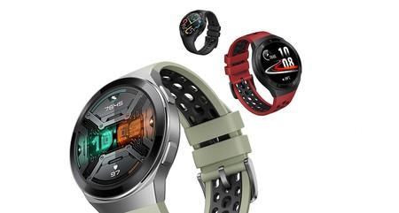 Huawei Watch GT 2e, nuevo reloj de carácter deportivo con batería de hasta 14 días