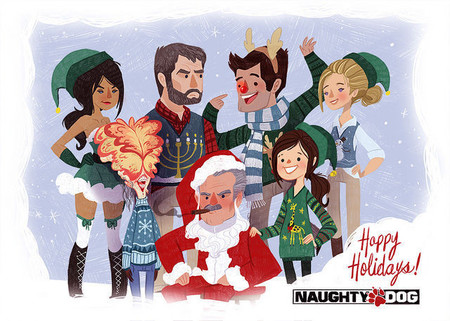 Naughty Dog Navidad 02