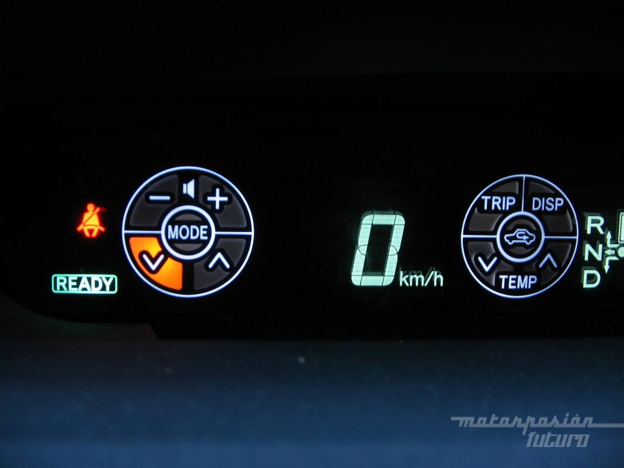 Foto de Toyota Prius (33/44)