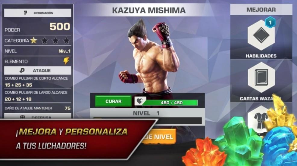 Foto de Tekken Android (1/5)