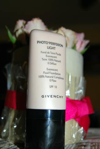 Foto de Probamos el nuevo maquillaje de Givenchy: Photo 'Perfexion Light Fond de Teint Fluide Evanescent (5/7)