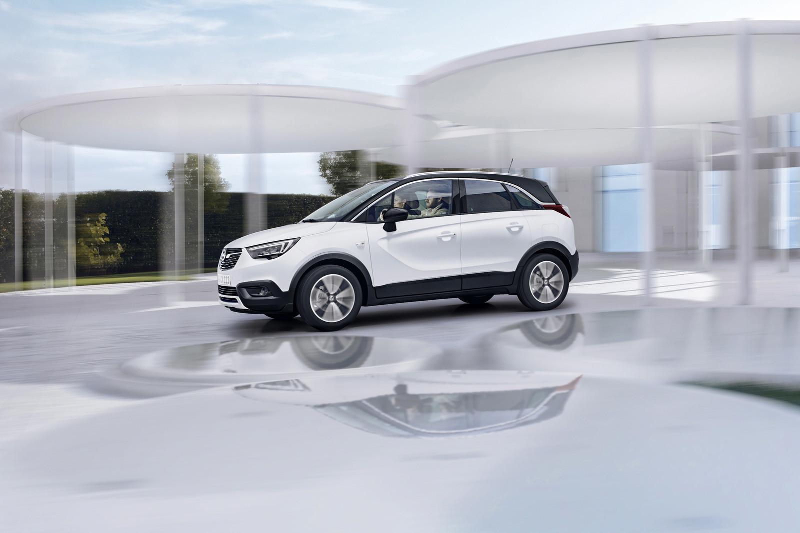 Foto de Opel Crossland X (2/11)