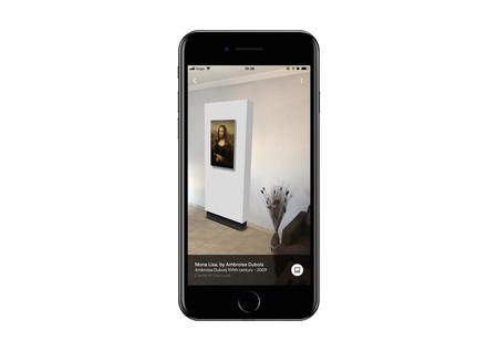 Google Arts & Culture, la app con la que ver en realidad aumentada y a tamaño real los cuadros más importantes del mundo