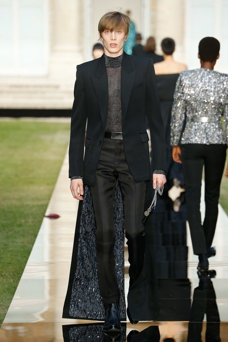 Givenchy Men Haute Couture Fall Winter 2018 Paris 06