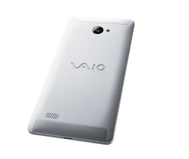Así es el primer teléfono VAIO con Windows 10