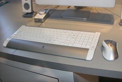 Combo de ratón+teclado para Mac de Logitech