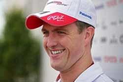 Ralf Schumacher quiere seguir a toda costa