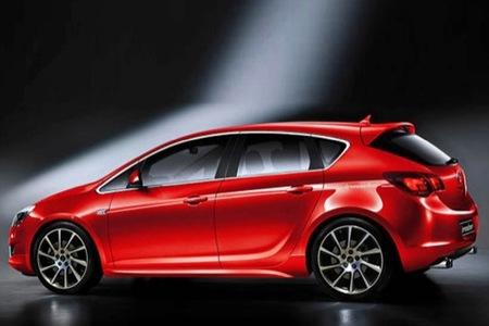 Opel Astra Irmscher