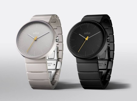 Reloj cerámico de Braun: un homenaje al diseñador más importante de la modernidad