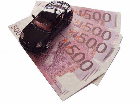 Impuestos y automóvil