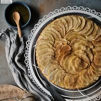Tarta fina de manzana para estrenar la nueva Magimix Cook Expert (también con receta tradicional)