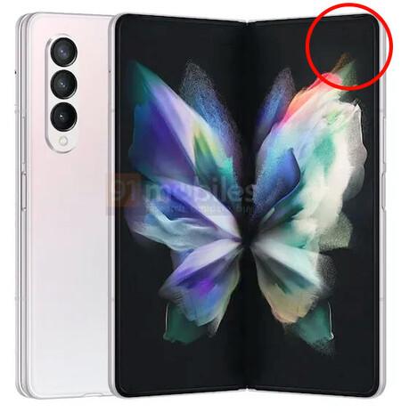 Samsung Galaxy Z Fold 3 Camara 01
