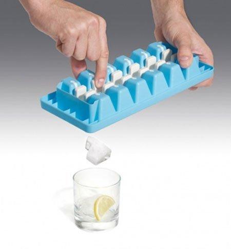 QuickSnap, cubitos de hielo uno a uno y si dejarte los dedos