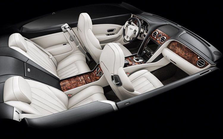 Foto de Bentley Continental GT 2011 (11/67)