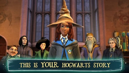 Harry Potter Hogwarts Mystery 02
