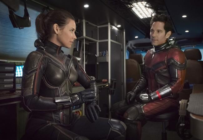 'Ant-Man y la Avispa' amplía la racha de éxitos de Marvel; 'Jurassic World: El reino caído' supera los 1.000 millones de dólares