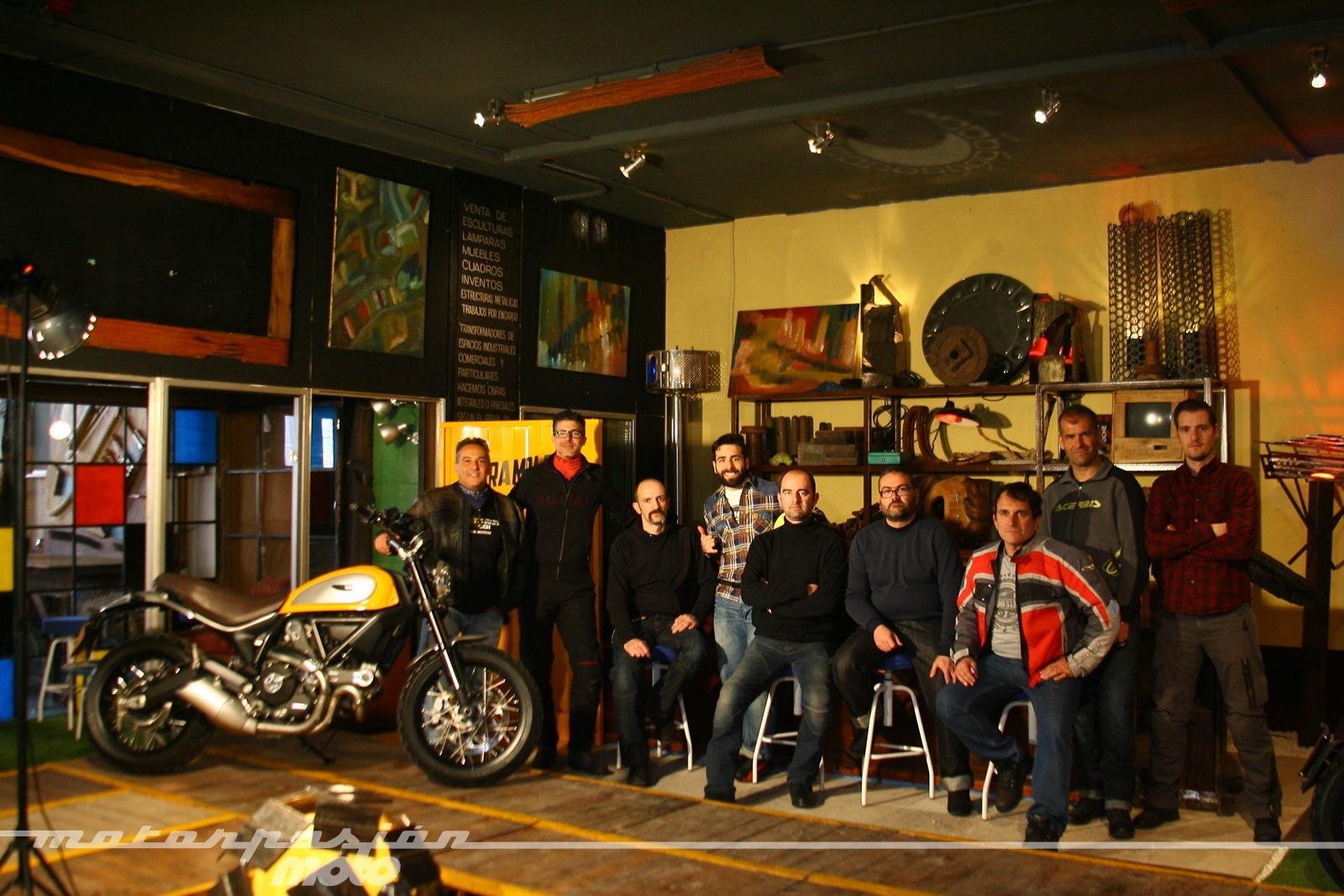 Foto de Ducati Scrambler, presentación 1 (64/67)