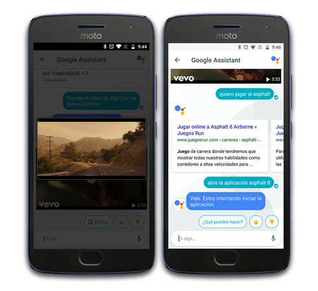 Google Assistant Abrir Apps Android