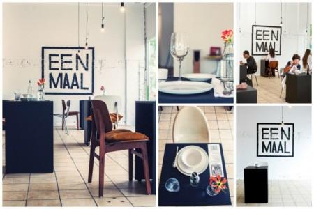 ¿Mesa para uno? En Eenmaal, el primer restaurante para comensales solitarios, te la reservan
