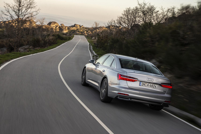 Foto de Audi A6 2018, toma de contacto (42/118)