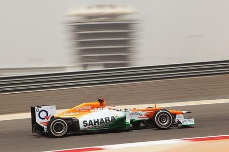 Force India se plantea no participar en los segundos libres por temor a los disturbios en Bahrein