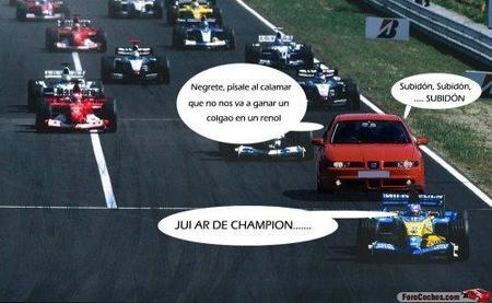 Pique SEAT Leon