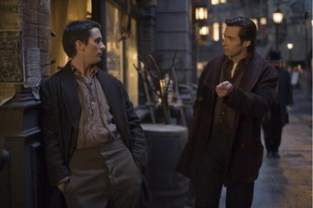 Primera foto de 'The Prestige' de Christopher Nolan