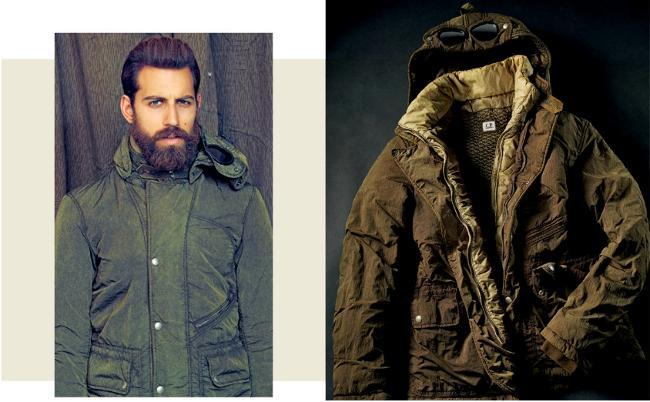 CP COMPANY FALL/WINTER 2012