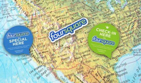 Foursquare se apunta al carro de mostrar los nombres completos de sus usuarios con un cambio en sus condiciones de uso