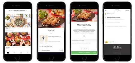 UberEATS: app de iOS
