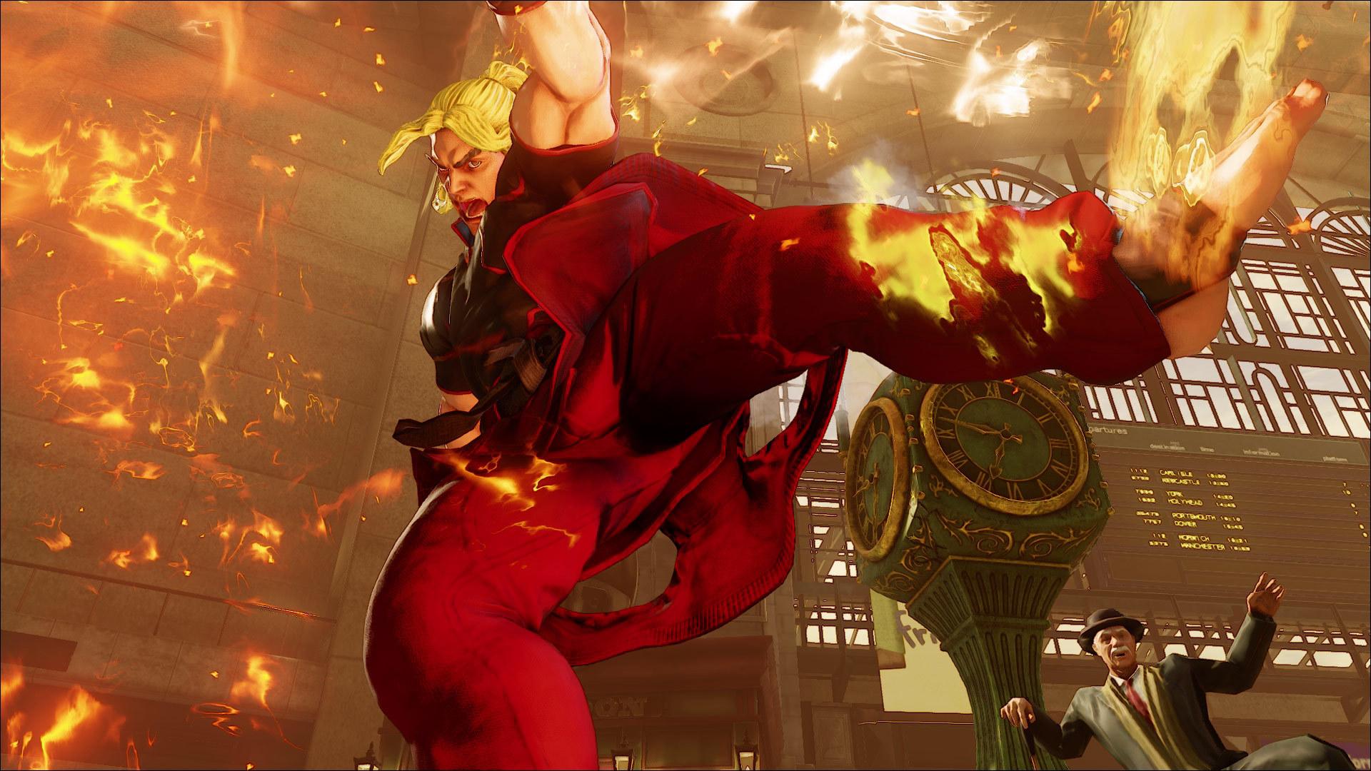 Foto de Ken en Street Fighter V (3/13)